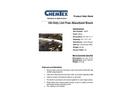 CHEMTEX - Model XT - Oil Only Boom Brochure