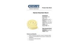 CHEMTEX - Hazmat Booms Brochure
