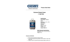 Simple Green - Extreme Cleaners Brochure