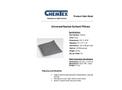 CHEMTEX - Model OILM4002 - Universal Pillows Brochure
