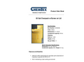 Chemtex - Model CON0160 - 65 Gal Poly Overpacks W/ Screw On Lid Brochure
