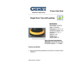 Model CON0130 - 10 Gal Single Drum Tray W/ Grating Round Brochure