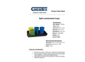 Chemtex - Model OIL745 - Spill Containment Trays Brochure