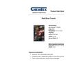 CHEMTEX - Model TOW802 - Red Shop Towels Brochure