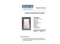 Chemtex - Model OIL927 - Aqueous Polymer/Bentonite Blend Brochure