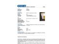 Chemtex - Model OILM7094 - Large Spill Cart On Wheels, Hazmat Kit - Brochuer