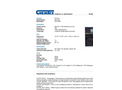Chemtex - Model KIT1012 - Small Cabinet Spill Kit, Oil Only - Brochure