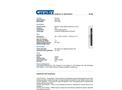 Chemtex - Model KIT1015 - Large Cabinet Spill Kit, Oil Only - Brochure
