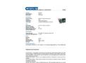 Chemtex - Model SK5-O - 6 Gal Oil Only Spill Kit In Bucket (OIL714) - Brochure