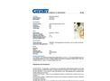 Chemtex - Model KIT1050 - Acid Spill Kit - Datasheet