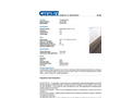 Chemtex - Model OILM7398 - Dewatering Bags - Brochure