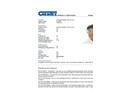 Chemtex - Model PCL0978 - Clear Goggles, Anti-Fog Lens - Brochure