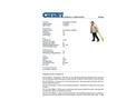 Chemtex - Model CON0128 - Drum Bogie On Wheels, 12 Gal - Brochure