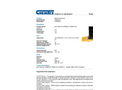 CHEMTEX - Model CON0114 - Poly Ramps - Brochure
