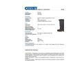 Chemtex - Model KIT1040 - Oil Only Spill Kit - Datasheet