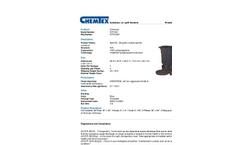 Chemtex - Model KIT1041 - Universal Spill Kit - Datasheet
