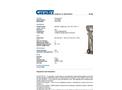 Chemtex - Model OILM6985 - Mobile Carts - Datasheet