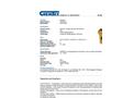 Chemtex - Model SPK55-H - Hazmat Spill Kit - Datasheet
