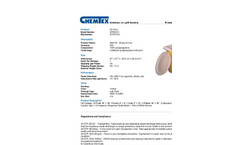 Chemtex - Model SPK20-O - Oil Only Spill Kit - Datasheet