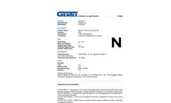 Chemtex - Model SPK55-U-R - Universal Spill Kit - Datasheet