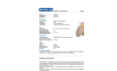 Chemtex - Model SPK20-U and SPK20-U-R - Universal Spill Kit - Datasheet