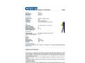 Chemtex - Model SPK14-O - Oil Only Spill Kit - Datasheet