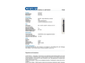 Chemtex - Model KIT1016 - Large Cabinet Spill Kit, Universal Spill Kit - Datasheet