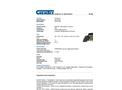 Tote Bag Spill Kit, Universal - (OILM7107) - Datasheet