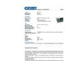 Chemtex - Model SK5-U - Universal Bucket - Datasheet