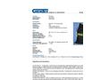 Chemtex - Model OILM7077 - Oil Only Spill Kit Sack - Datasheet