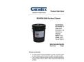 Chemtex Biorem2000 - Model OILM9031 - Surface Cleaner - Datasheet