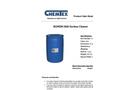 Chemtex Biorem2000™ - Model OILM9032 - Surface Cleaner - Datasheet