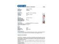 Chemtex Dri-Zorb™ - Model OIL055 - Corn Cob - Datasheet