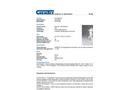 CHEMTEX - Model OILM7005 - Acid Spill Kits - Datasheet