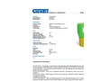 Chemtex - Model CON0211 - Small Overpack Cover - Datasheet