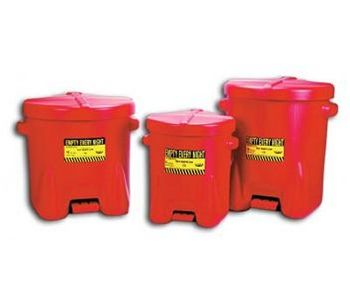 Chemtex - Oily Waste Cans