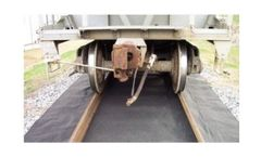 Chemtex - Model OILM5997 - Railroad Track Absorbent Mat
