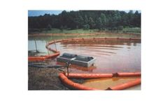 Chemtex - Model OILM099 - Containment Boom with Tension Cable