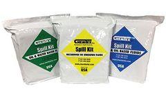 Chemtex - Model SKFB-H - Hazmat Foil Spill Kit