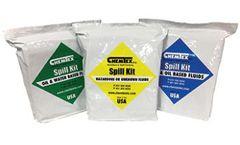 Chemtex - Model SKFB-U - Universal Foil Spill Kit