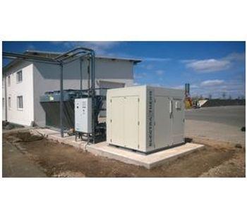 ElectraTherm - Model 4200, 4400, 4400B,  6500 - ORC Power Unit