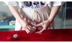 Sanhui Explosionproof cable gland BDM 22- Video