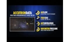 Accutron - Mine Air Quality Stations for Ventilation On Demand (V.O.D.) Video