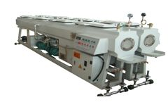 Fullwin - Model SJFW - PVC/CPVC Pipe Extrusion Line Machine