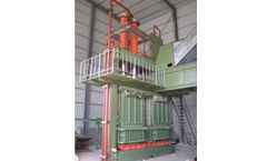 Model MDY400 Series - Cotton Vertical Hydraulic Baler