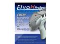 ElvaX Prospector - Model EDXRF - Handheld Alloy Analyzer - Brochure