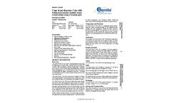 Cem-Kote - Waterproofing Coating Brochure