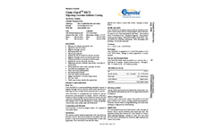 Gem-Gard - Migrating Corrosion Inhibitor Coating Brochure