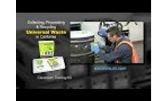 """California Universal Waste """"Collecting, Processing & Recycling"""""""