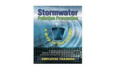 Stormwater Pollution Prevention: `A Drop in the Bucket`